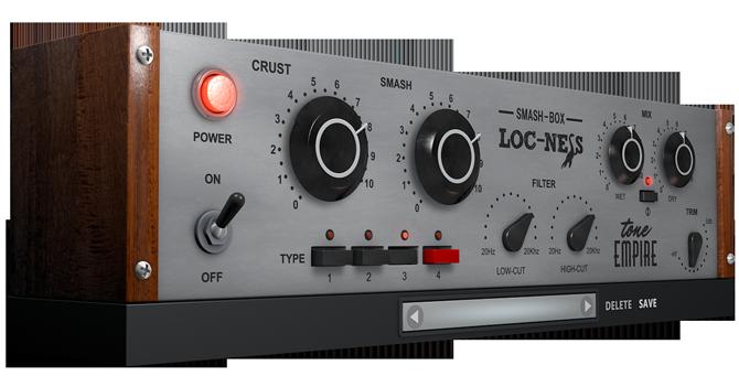 LOC-NESS:可以带来怪兽声音的鼓声处理器(视频)
