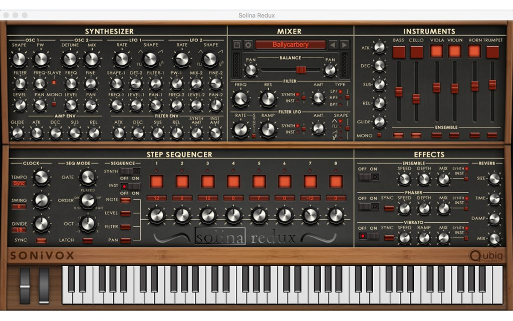 Arp Solina — 表现力超强的弦乐合奏仿真插件