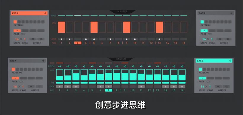 Kick & Bass!Native Instruments 全新合成器 TRK-01 登场