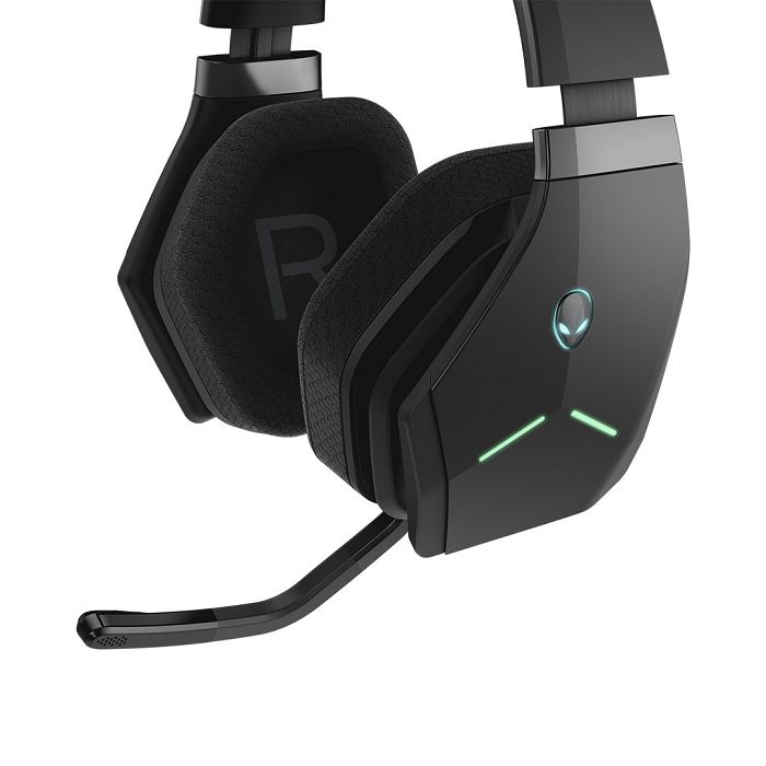 戴尔为Alienware推出首款无线耳机