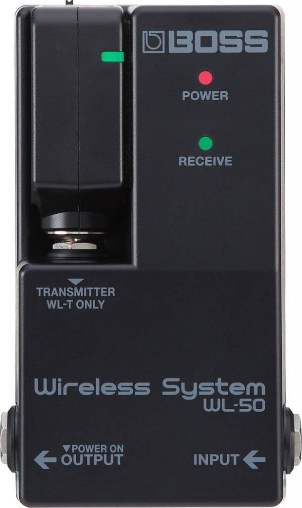 BOSS 推出WL系列无线系统