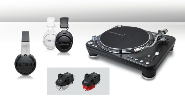 Audio-Technica 扩充旗下DJ产品线