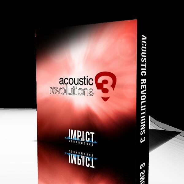 Impact Soundworks 发布用于Kontakt 的 Acoustic Revolutions 3 虚拟乐器(视频)