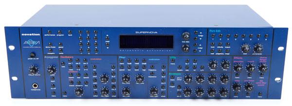 从您的DAW软件上控制Novation的Nova系列硬件音源及合成器