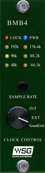 Waves音频和Burl音频联合使用Waves SoundGrid®网络音频技术用于Mothership数模转换器