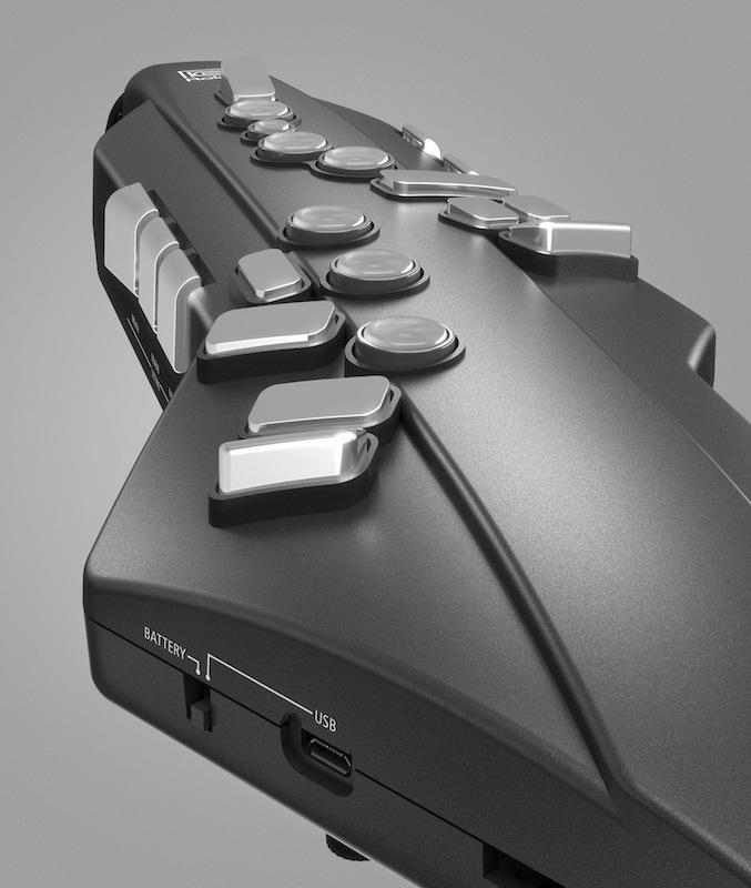 Roland(罗兰)推出最新Aerophone GO数字电吹管和配套应用程序(视频)