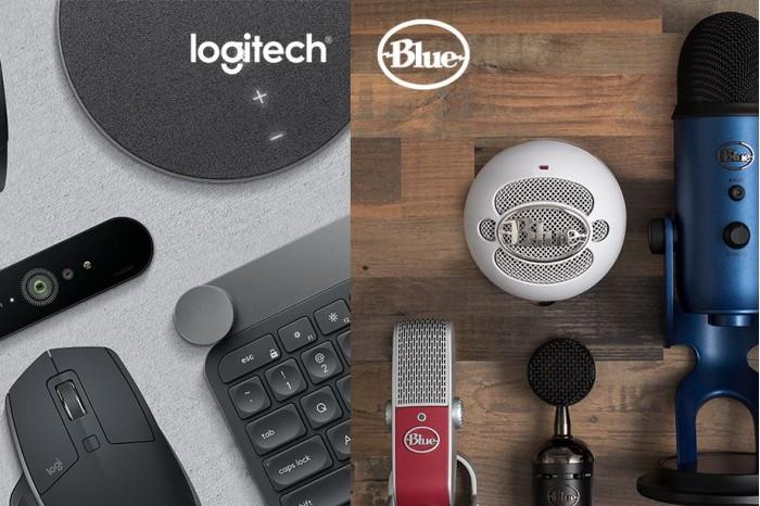 罗技宣布1.17亿美元收购麦克风硬件公司Blue Microphones