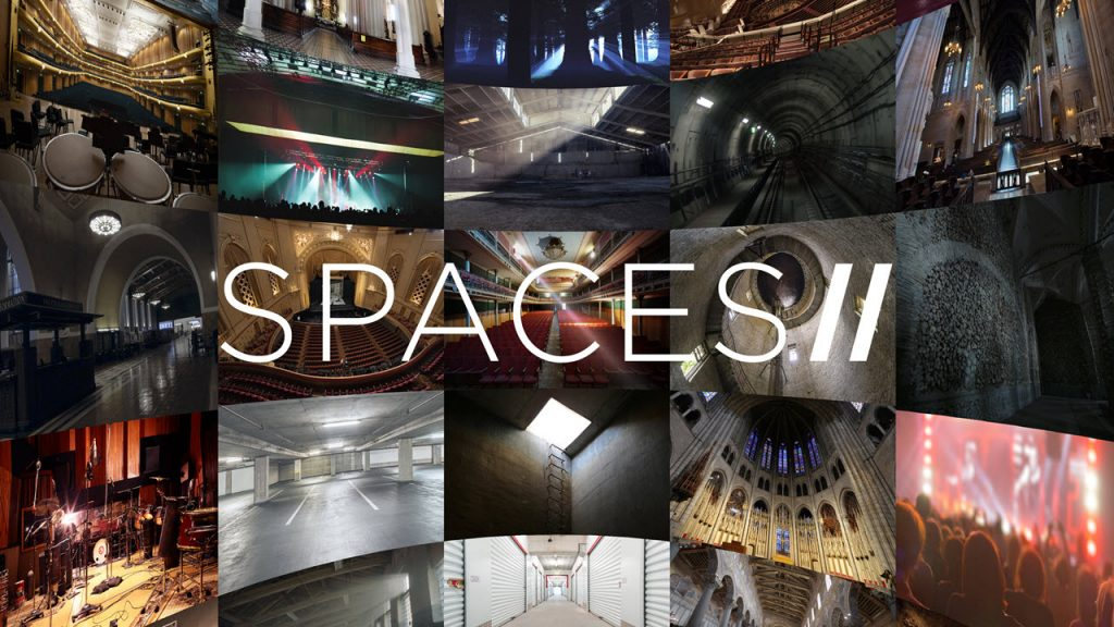 EastWest 发布 SPACES II 混响插件(视频)