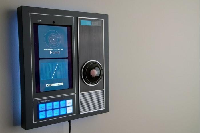 《2001:太空漫游》HAL-9000电脑为原型的智能扬声器开启预定