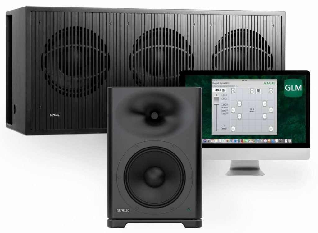 Genelec(真力)发布高声压级(SPL)智能有源监听音箱S360和低音炮7382