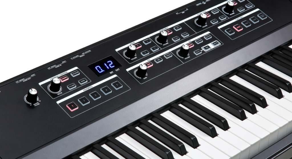 Kurzweil SP1 舞台钢琴上市