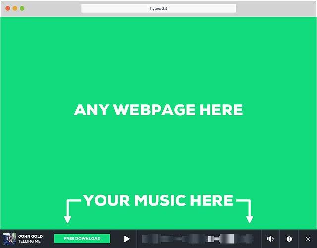 Loud Links,一种分享音乐的新方式
