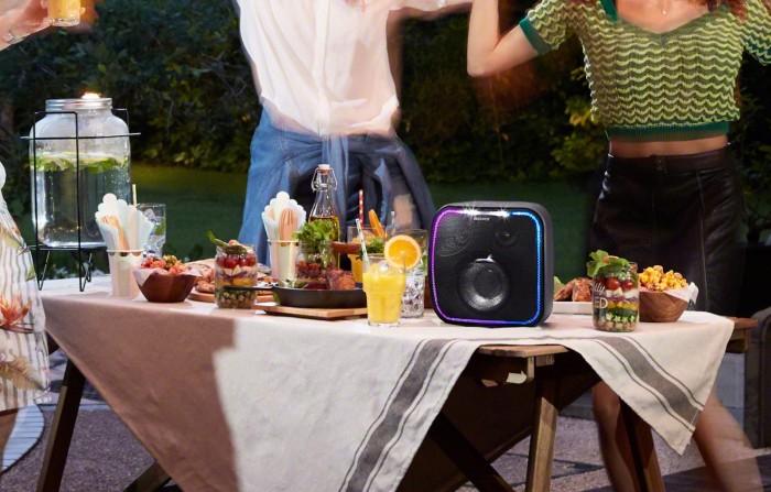 SONY(索尼)发布XB501G蓝牙扬声器,16小时使用时间支持谷歌助手