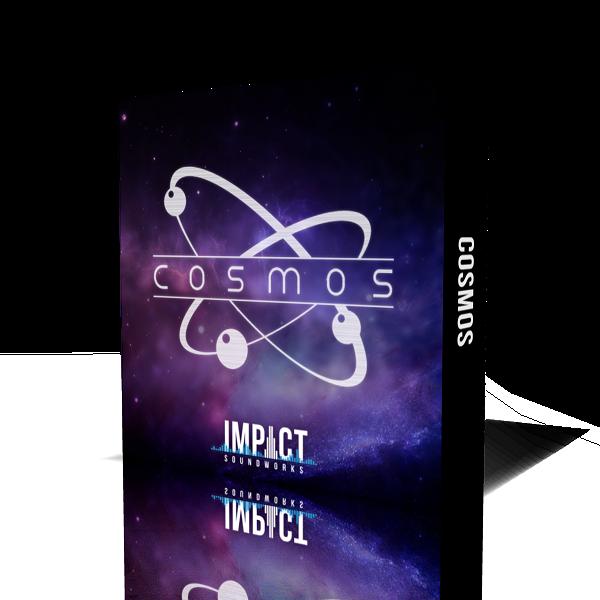 COSMOS,带有外太空元素的 KONTAKT 虚拟乐器(视频)