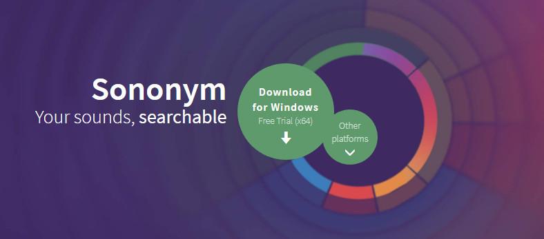 智能采样浏览器 — Sononym
