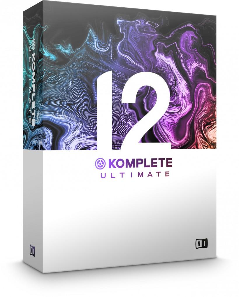 Native Instruments 发布全新 KOMPLETE 12 音乐制作套装