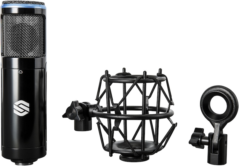 Sterling 推出 Versatile SP150SMK 电容麦克风套件