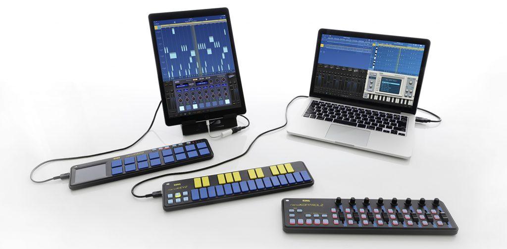 KORG宣布推出十周年彩色限量版nano系列MIDI控制器(视频)