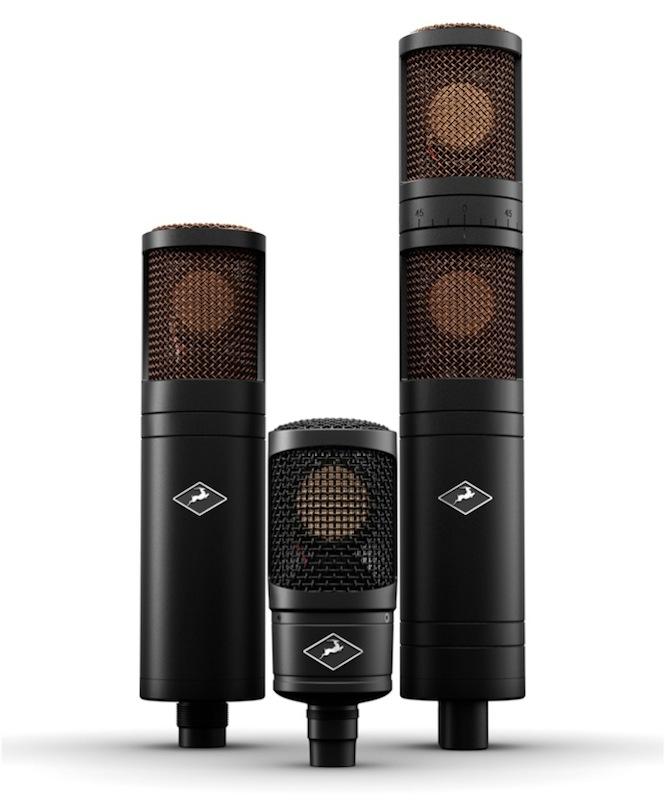 Antelope Audio(羚羊音频)推出全新的Edge系列建模麦克风,可模拟多种经典麦克风(视频)