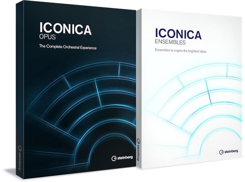 Steinberg 发布新的 Iconica Ensembles 和 Iconica Opus 管弦乐音色库(视频)