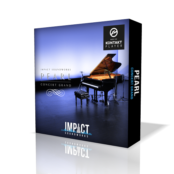 IMPACT SOUNDWORKS 发布 PEARL 三角钢琴2.0版(视频)