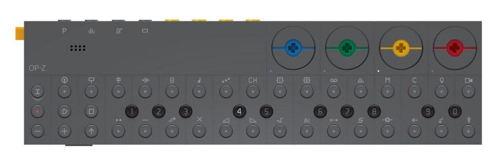 Teenage Engineering OP-Z 多媒体合成器和音序器现已上市(视频)