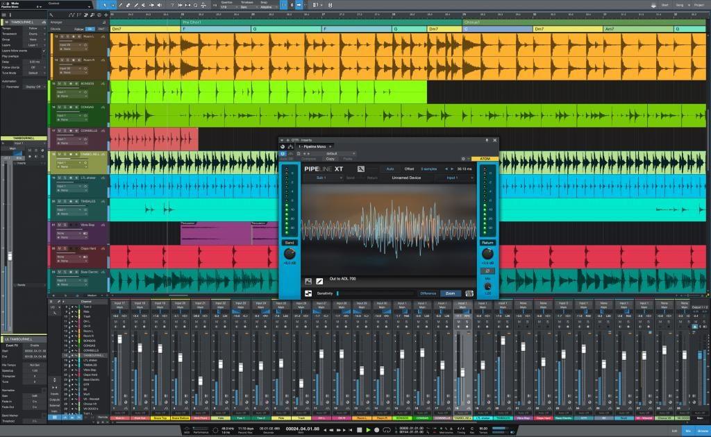 PreSonus 发布 Studio One 4.1版更新