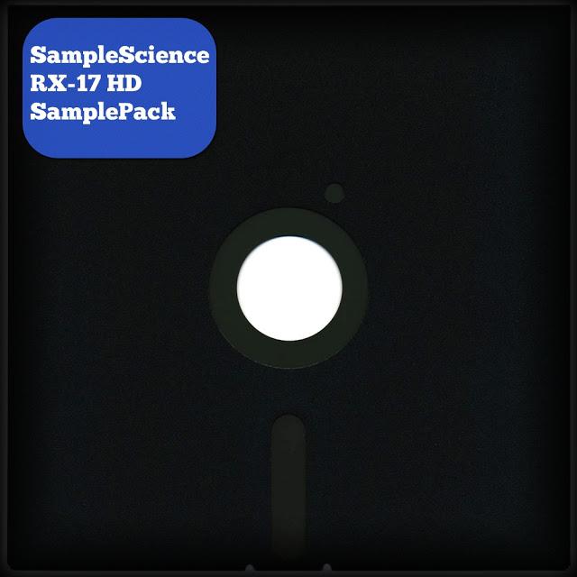 SampleScience 发布免费的 RX-17 HD 打击乐音源
