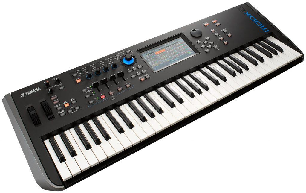 YAMAHA(雅马哈)推出 MODX 系列键盘合成器(视频)