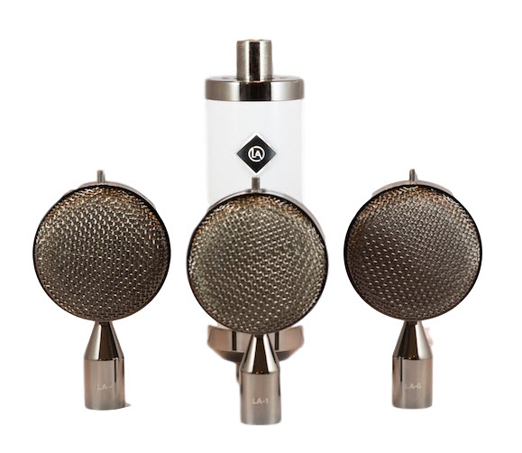 Luke Audio 推出黄金系列麦克风
