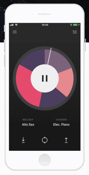 基于人工智能的作曲助理应用程序 — Amadeus Code(视频)