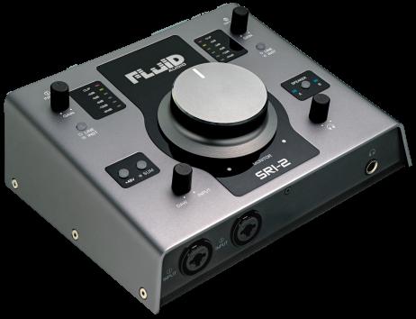 Fluid Audio 发布 SRI-2 录音接口