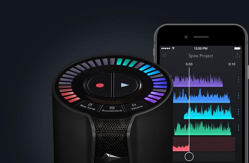 iZotope 推出可用于Android系统的 Spire Studio 移动录音设备