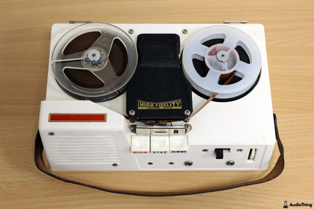 Reels:带磁带停止效果的低保真磁带仿真插件(视频)