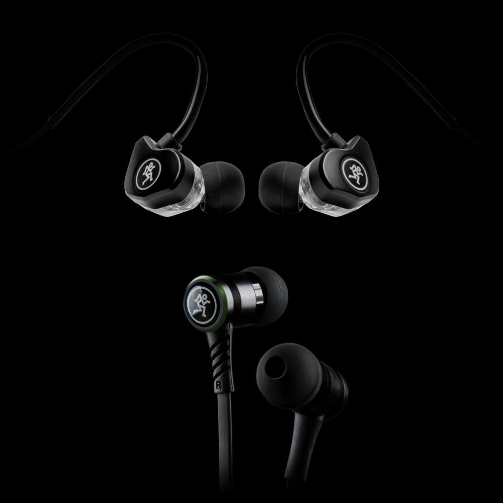 Mackie(美奇)发布最新MC系列头戴式耳机和CR-Buds系列高性能耳塞(视频)