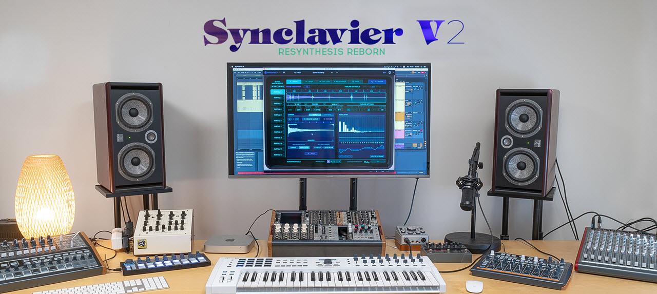 Arturia 发布 Synclavier V2.0版(视频)