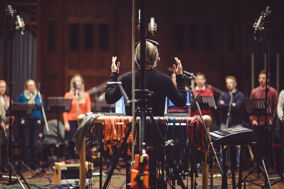 Spitfire Audio 发布 Eric Whitacre Choir(埃里克·惠特克合唱团)人声音色库(视频)