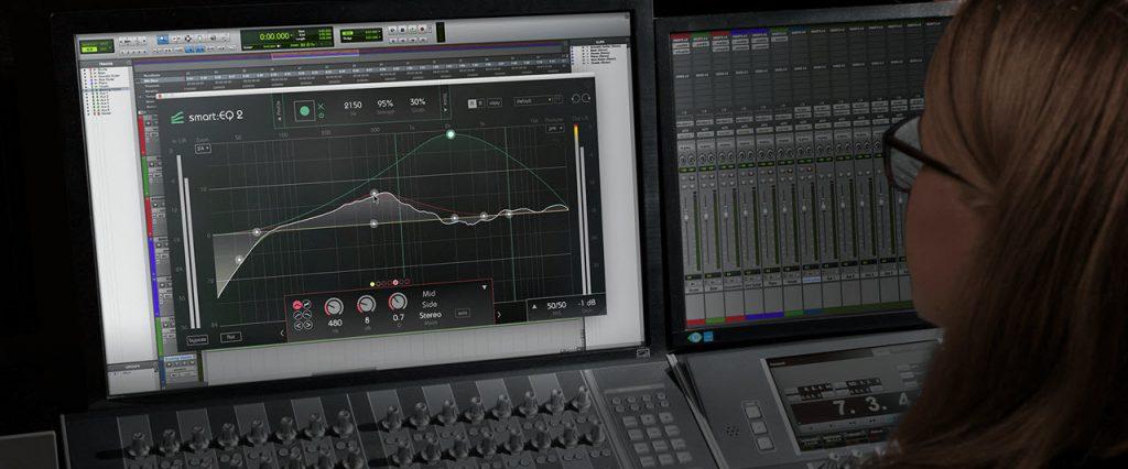 Sonible 发布 smart:EQ 2 智能均衡器插件(视频)