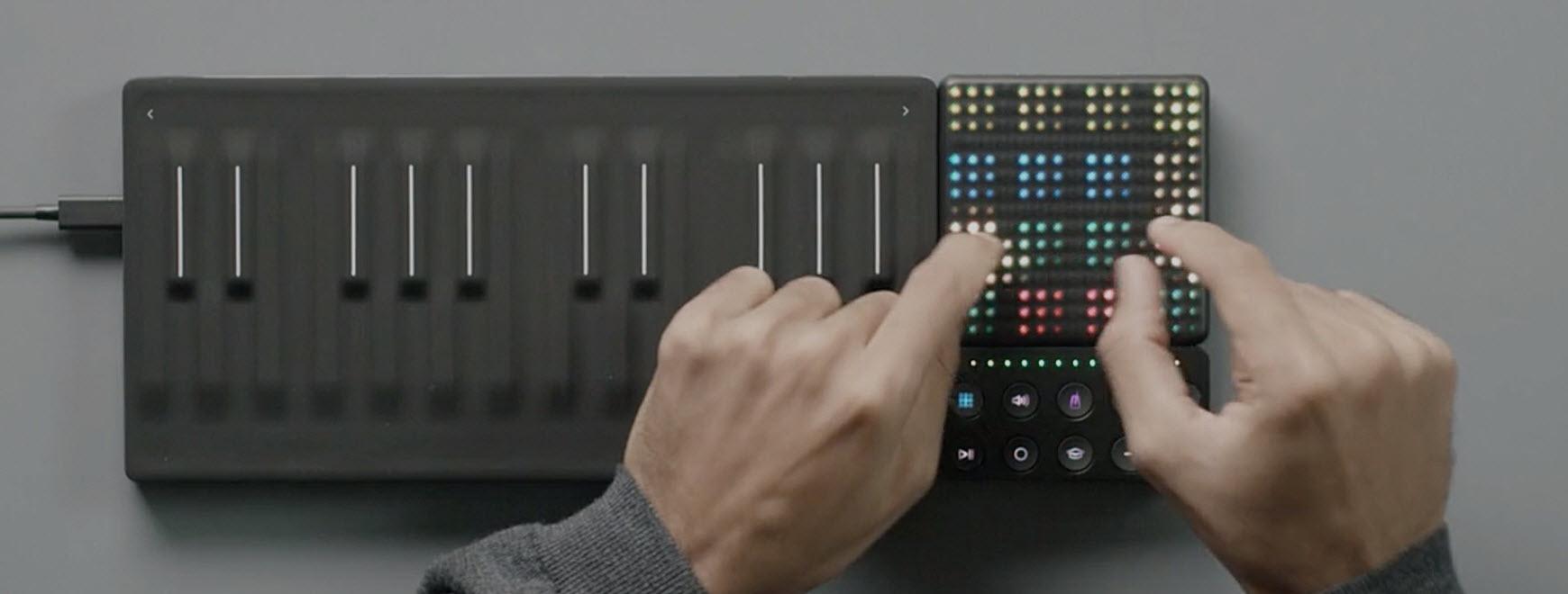 ROLI 发布全球首款与 GarageBand 深度集成的硬件控制器(视频)