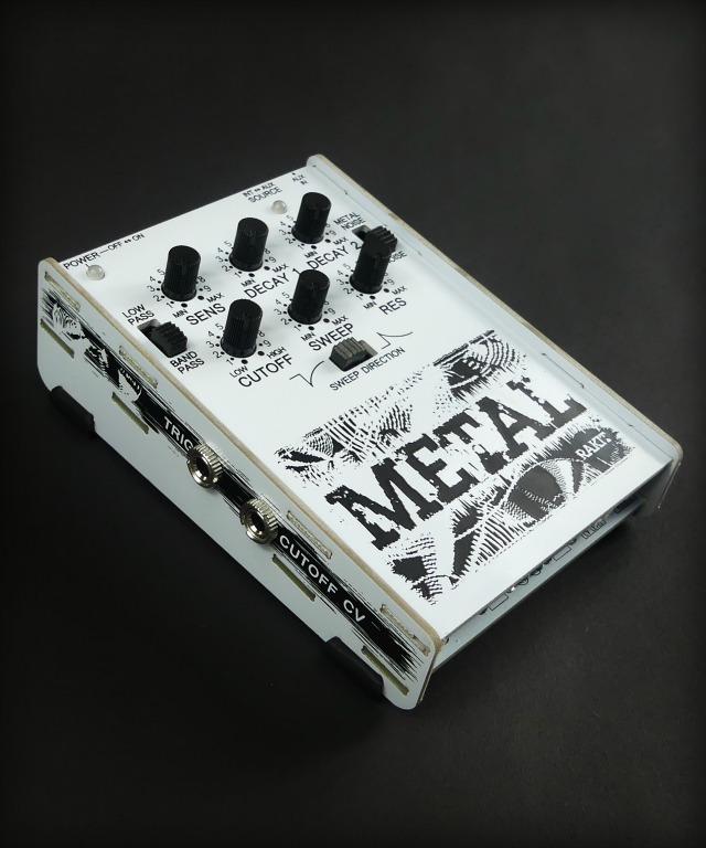 Rakit 发布 Metal(金属)袖珍打击乐合成器(视频)