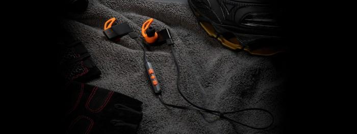 V-Moda BassFit颈挂式无线运动耳机:TriFit贴合设计+3D声场技术