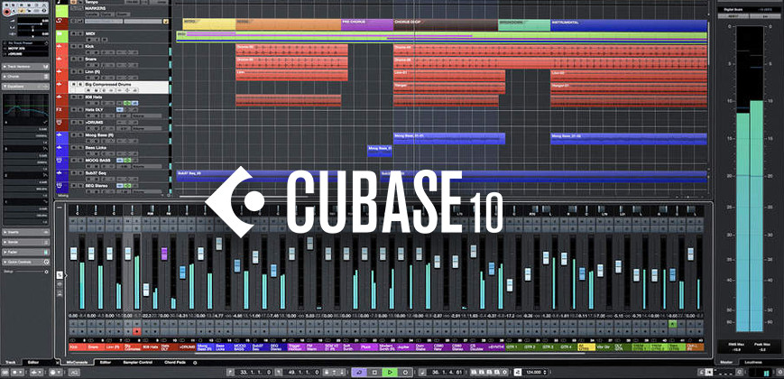 Cubase 10 正式版发布(视频)