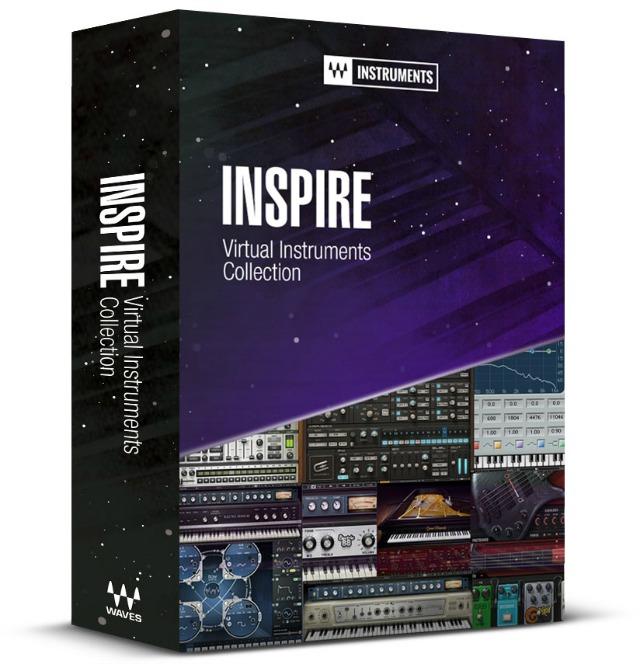 Waves 发布 Inspire VI 虚拟乐器合集