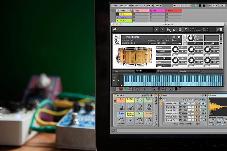 福利:小军鼓设计师工具包(Snare Designer Pack)免费下载