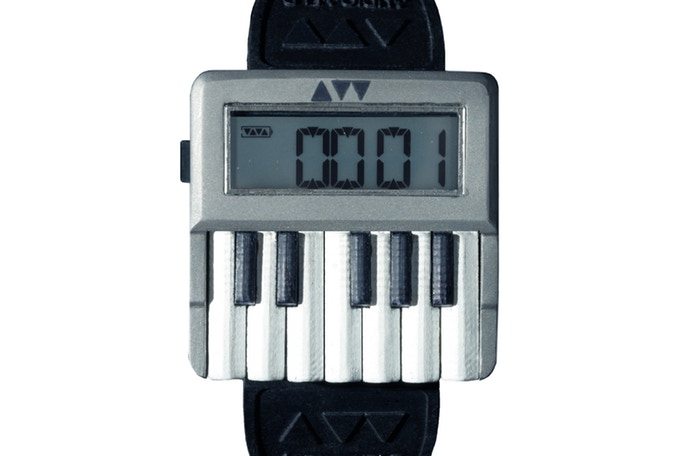 Synthwatch:世界上第一款手表式合成器开始众筹(视频)