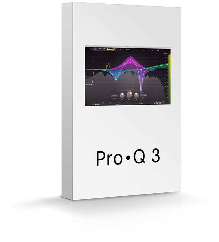 FabFilter发布著名EQ效果器插件的最新版FabFilter Pro-Q 3(视频)
