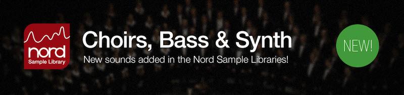 福利!Nord 新增免费 Symphonic Choirs(交响乐合唱团)等采样库(视频)