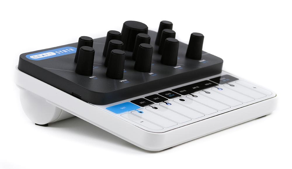 MODAL 的单声道波表合成器 CRAFTsynth 2.0 即将众筹(视频)