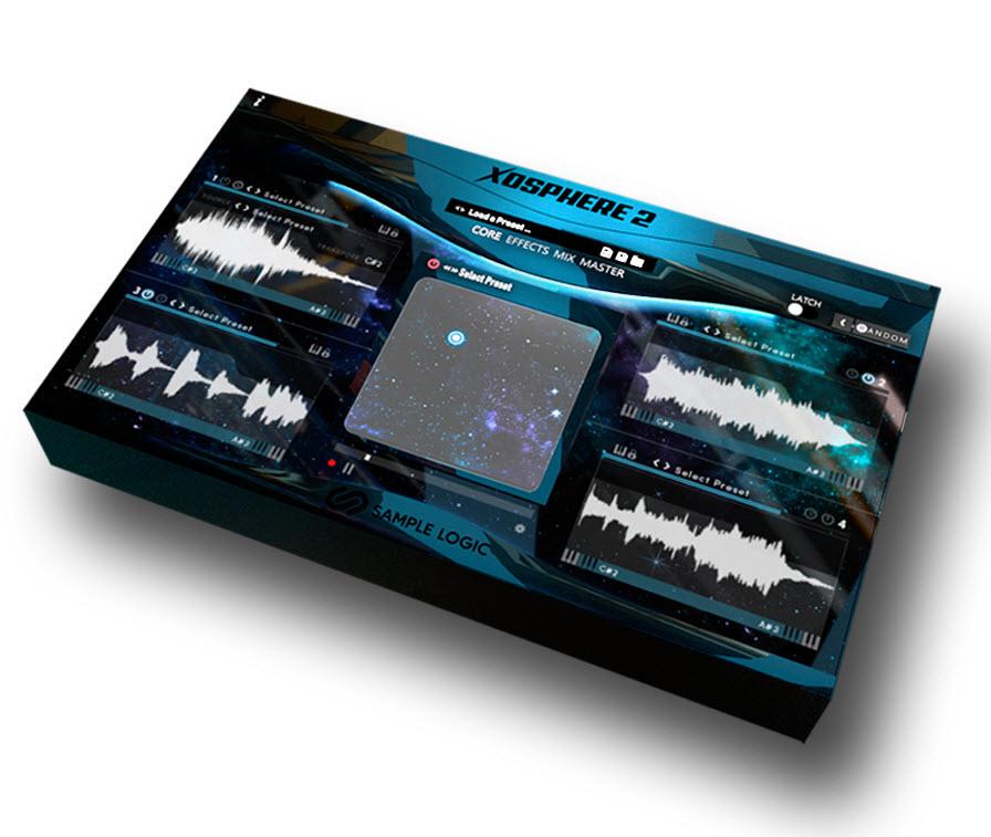 Sample Logic 发布容量高达13GB的 XOSPHERE 2 环境音效虚拟乐器(视频)