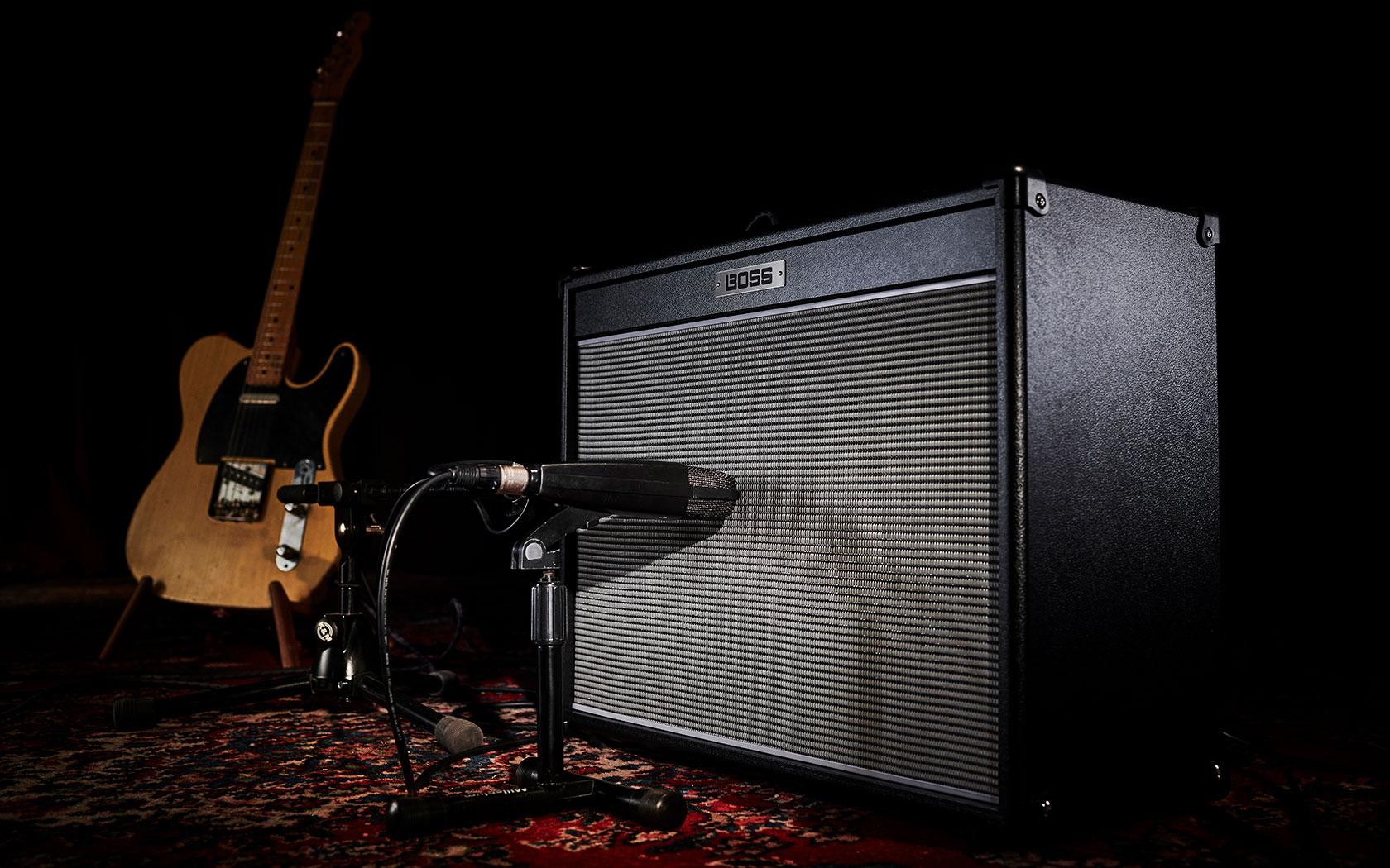 BOSS 发布 Nextone Artist 和 Nextone Stage 吉他放大器音箱(视频)